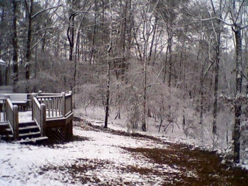Snow in Alabama? Impossible!