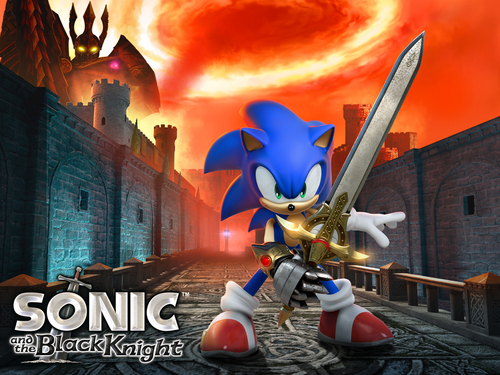 Sonic and the Black Knight wallpaper