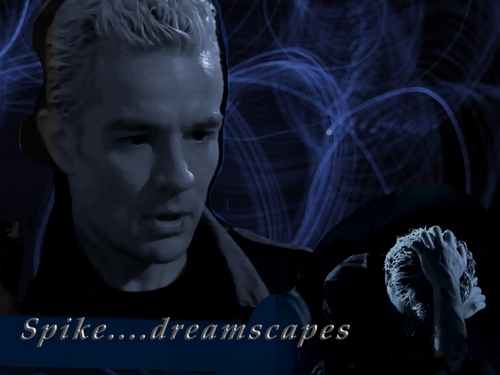 James Marsters achtergrond titled Spike Dreamscapes