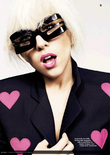 Style Magazine - lady-gaga Photo