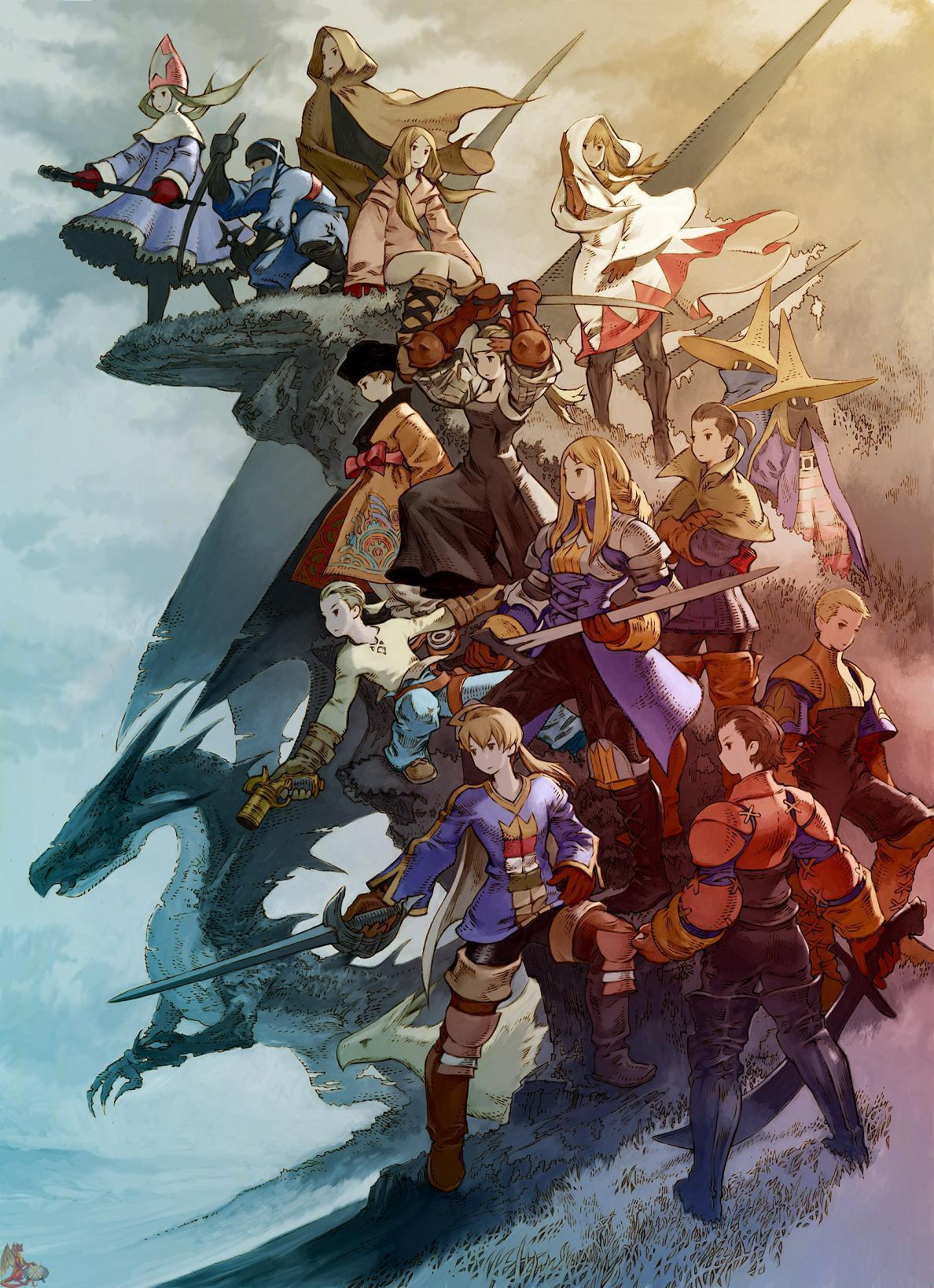 Final Fantasy Tactics Images HD Wallpaper And Background Photos