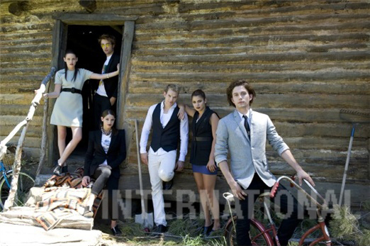 Teen Vogue Twilight Cast Outtakes