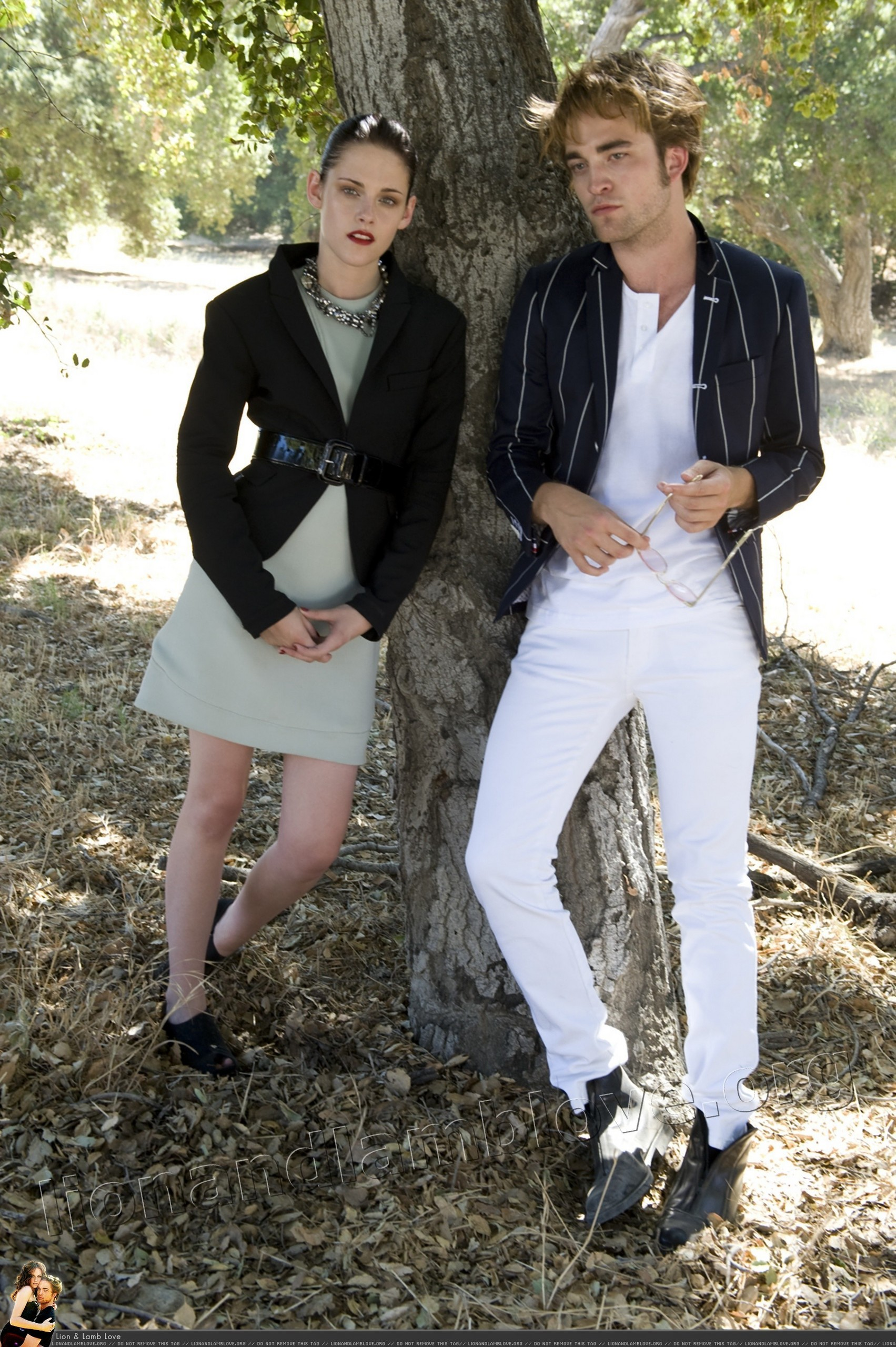 Download this Teen Vogue Robert Pattinson And Kristen Stewart picture