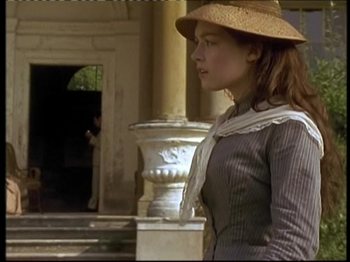 Period Films wallpaper with a boater, a fedora, and a campaign hat called Tess of the D'Urbervilles (1998)