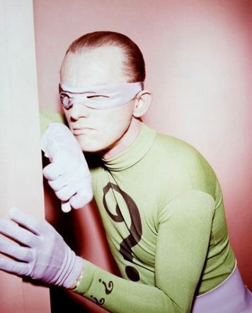The Riddler (Frank Gorshin)