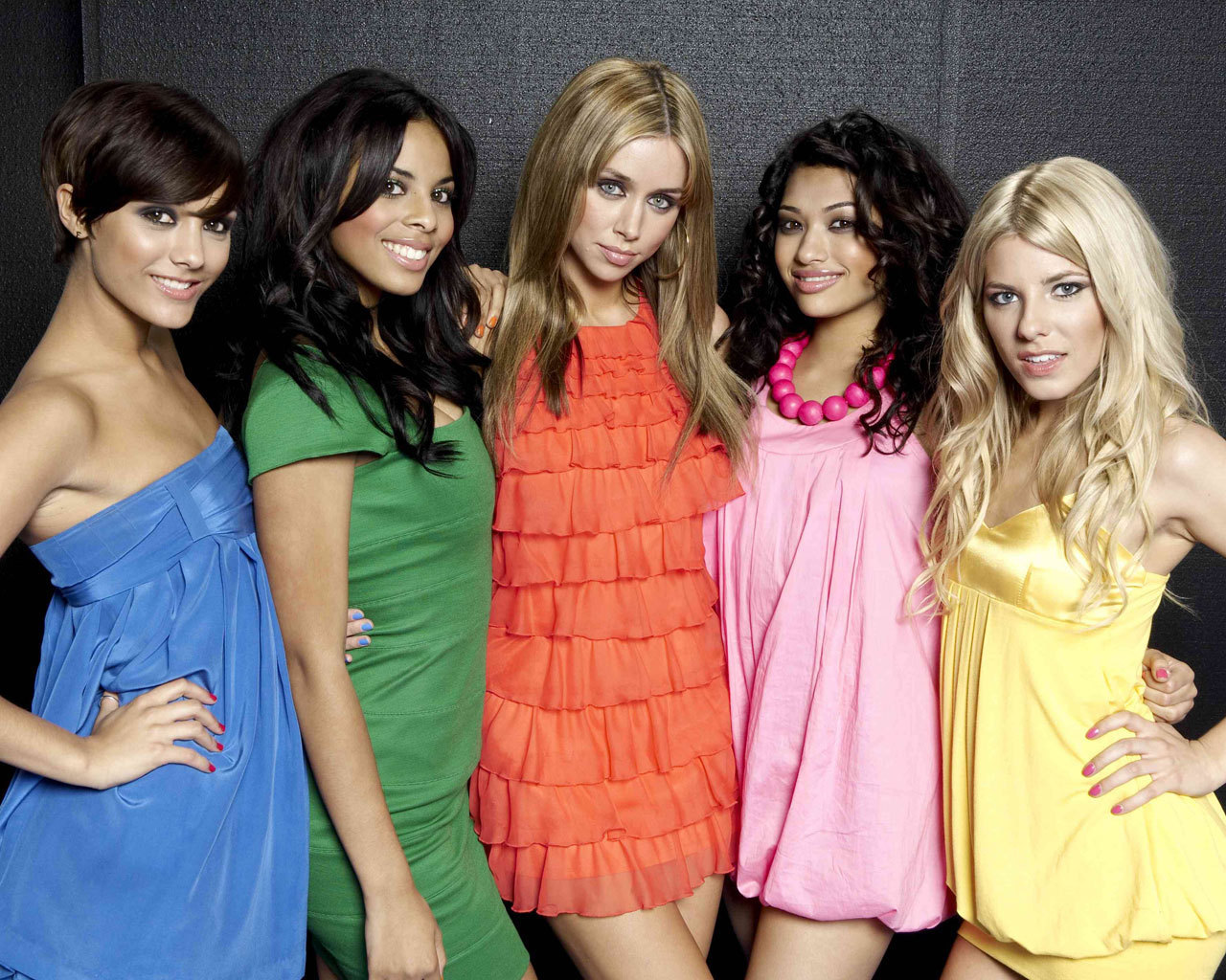 The Saturdays mga wolpeyper