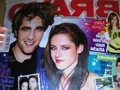The newest BRAVO issue  - twilight-series photo