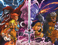 Thundercats Hero's and Villians - thundercats photo