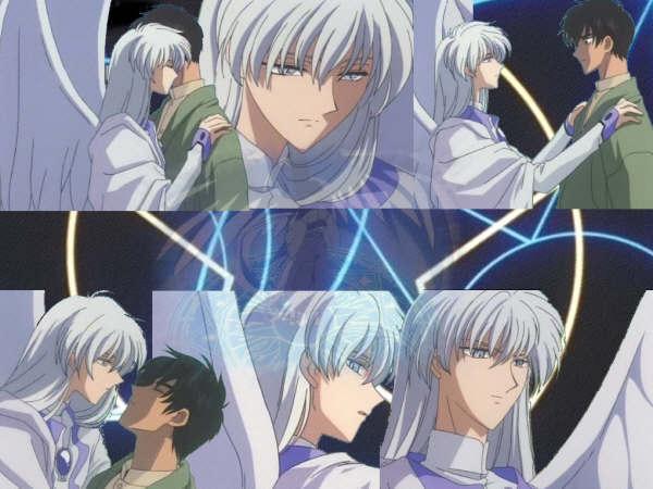 Touya and Yue/Yukito