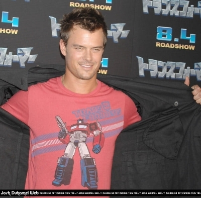 Transformers Tokyo Photocall