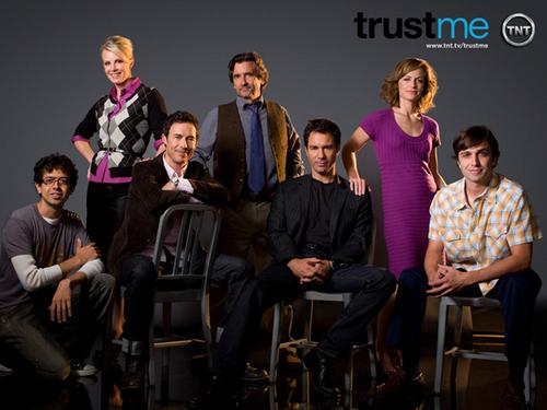 Trust Me Cast фото