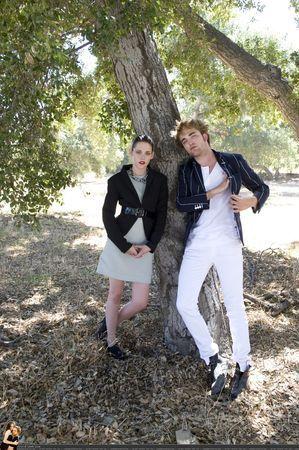 Twilight Cast تصویر shoot