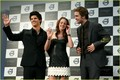 Twilight Cast (Tokyo) - twilight-series photo