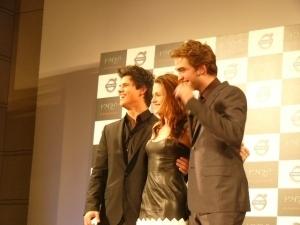 Twilight Press Conference Tokyo
