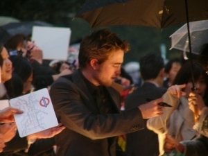 Twilight at Red Carpet