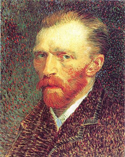 Vincent 面包车, 范 Gogh