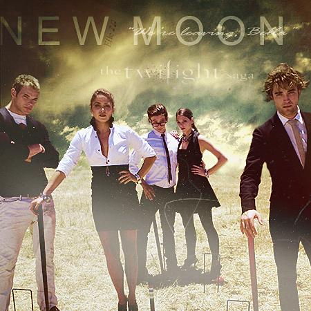 Twilight Series wallpaper called We're Leaving