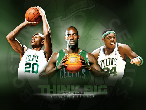 Boston Celtics wallpaper containing a basketball, a dribbler, and a basketball player entitled boston celtic