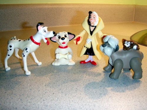迪士尼 toys