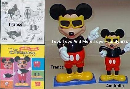 ডিজনি toys