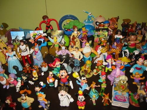 ディズニー toys