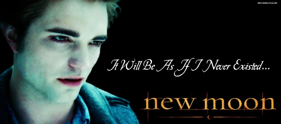 New Moon Edward New Moon Photo 4590579 Fanpop