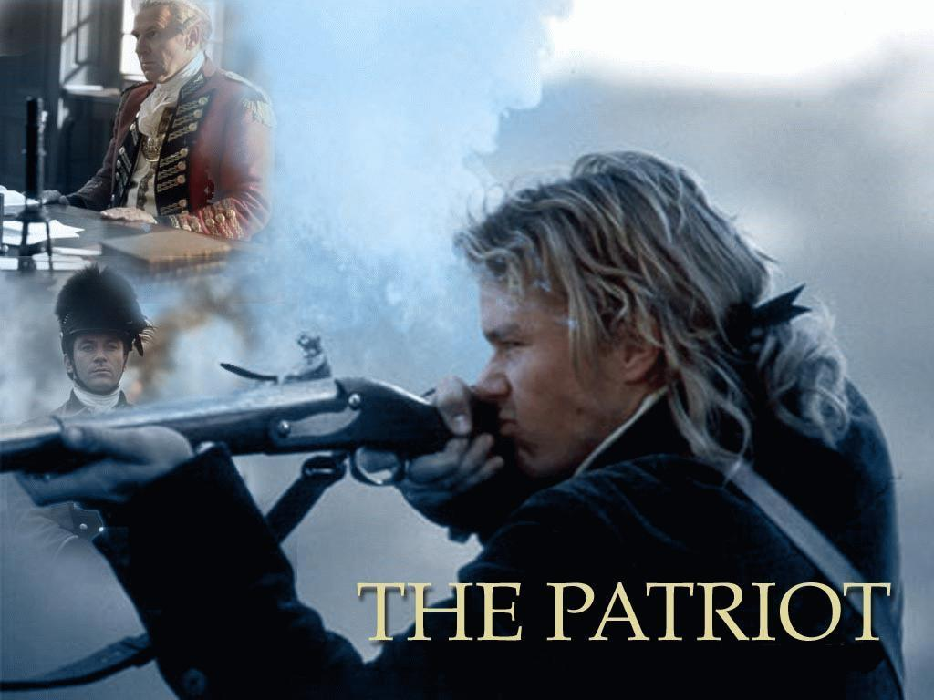 THE PATRIOT - Mel Gibson Wallpaper (4574683) - Fanpop