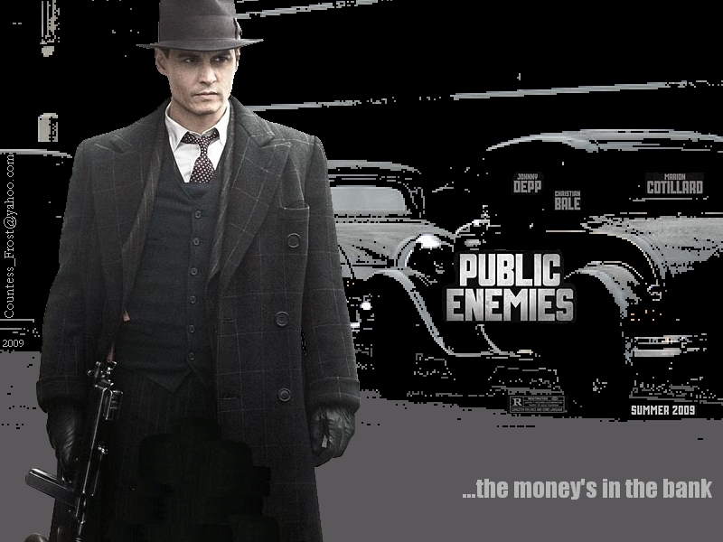 Public Enemies Images The Moneys In The Bank Hd Wallpaper And