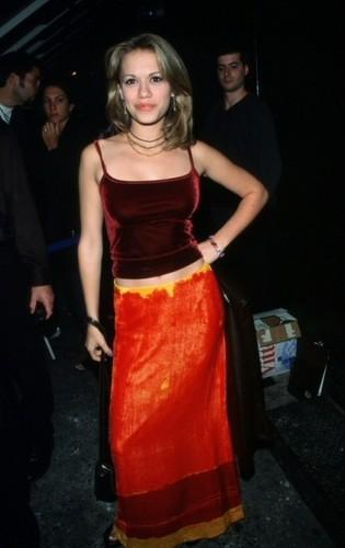 09-17-1999: Vivienne Westwood Fashion mostra <3