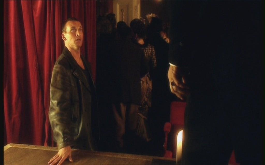 1x03 The Unquiet Dead