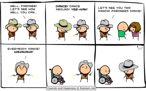 A new batch of comics, fresh from the oven! - cyanide-and-happiness Photo
