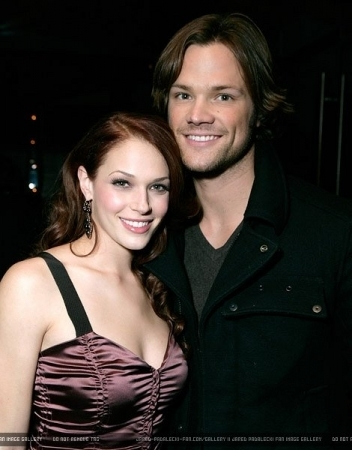 Amanda & Jared @ Friday the 13th LA Premiere - After Party