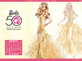 barbie - Barbie 50 years wallpaper