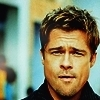 Brad Pitt photo with a portrait called Brad <3