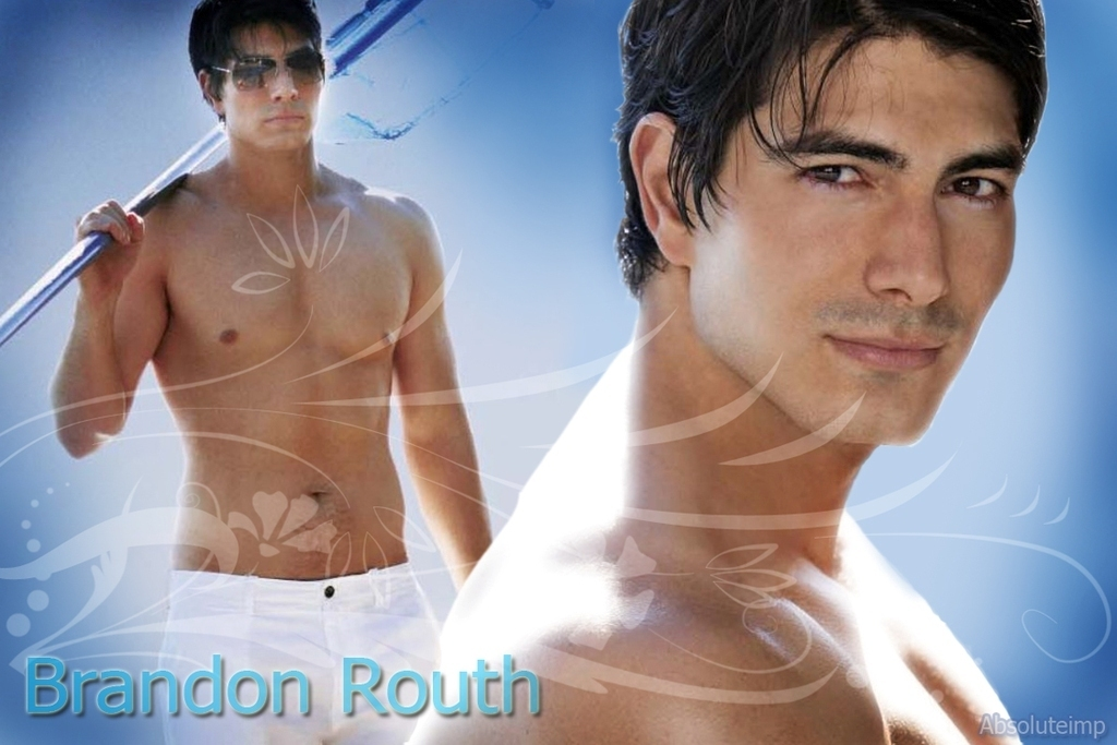 Brandon Routh - Wallpaper Gallery