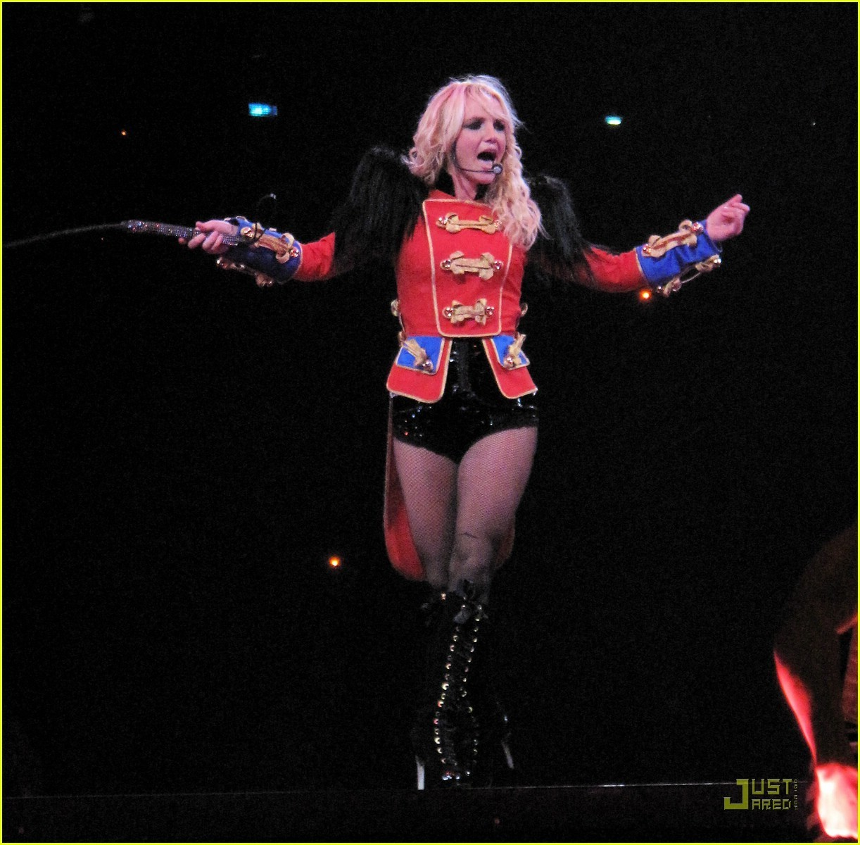 Britney Spears Costume Britney Spears Tickets
