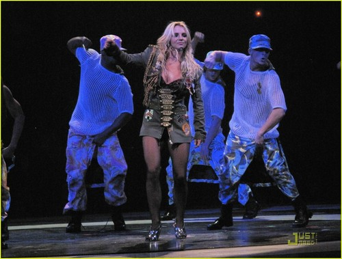 Britney- Circus Tour