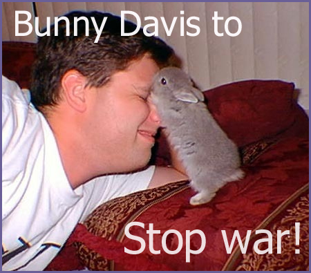 Bunny Davis Secret code name!