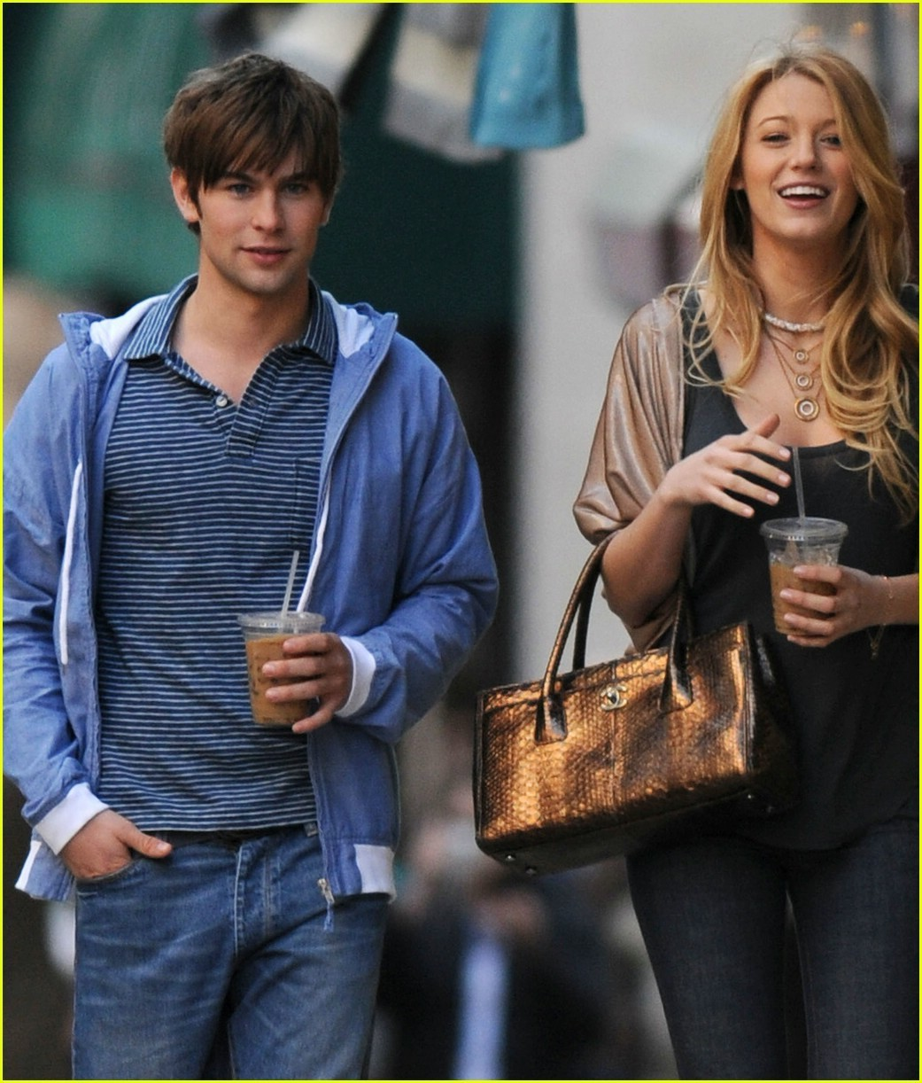CB* - Blake Lively & Chace Crawford. Photo (4659557) - Fanpop