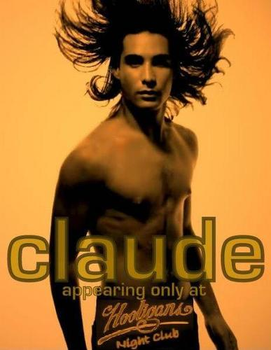 Claude Poster
