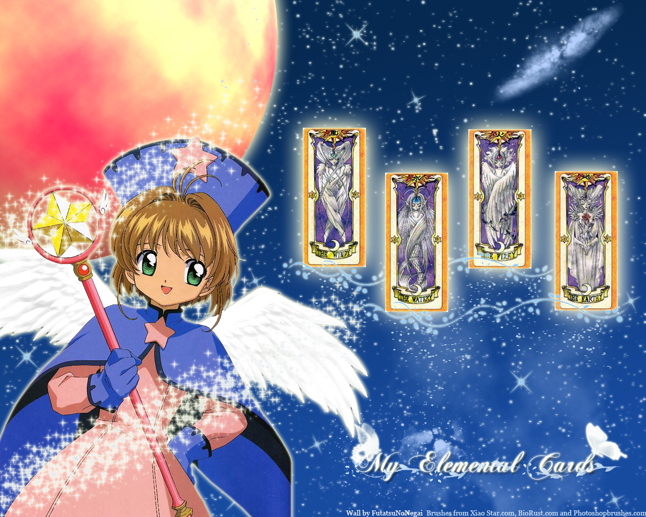 Clow cards - Cardcaptor Sakura Wallpaper (4697047) - Fanpop