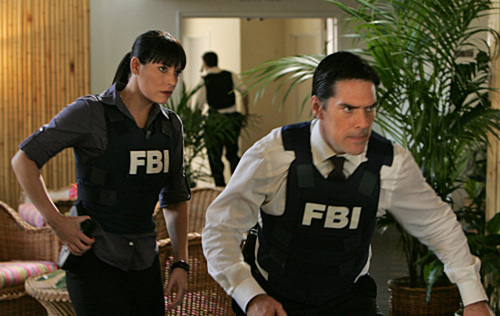 Criminal Minds - 4х20 - Conflicted