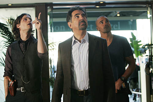 Criminal Minds - 4х20 - Conflicted