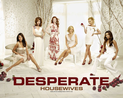 Desperate Housewives achtergrond entitled DH <3