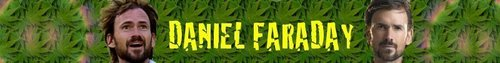 Daniel Faraday Banner