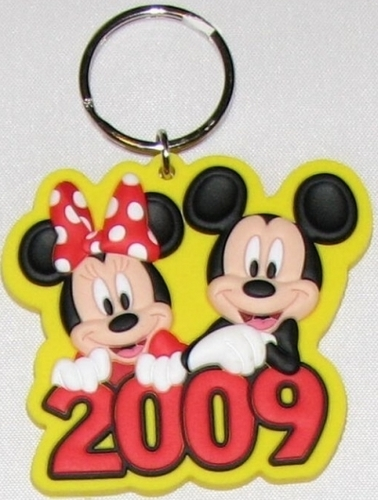 Keychains wallpaper probably containing scissors called Disney 2009 Keychain