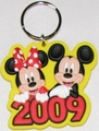 Disney 2009 Keychain - keychains photo