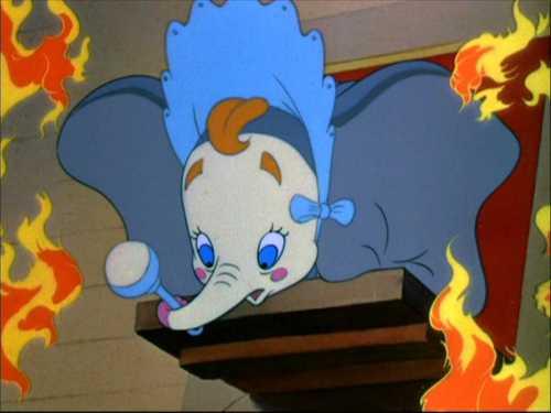 क्लॅसिक डिज़्नी वॉलपेपर entitled Dumbo