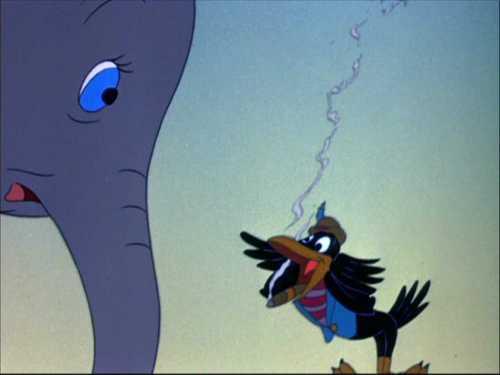 क्लॅसिक डिज़्नी वॉलपेपर containing ऐनीमे entitled Dumbo