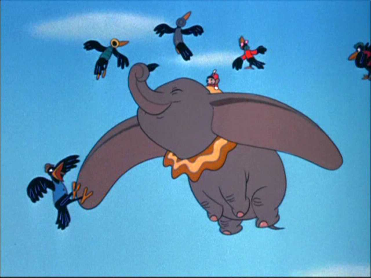 Dumbo Classic Disney Image 4613878 Fanpop